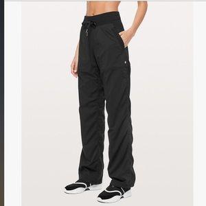 Lululemon Athletica Studio Dance Black Pants